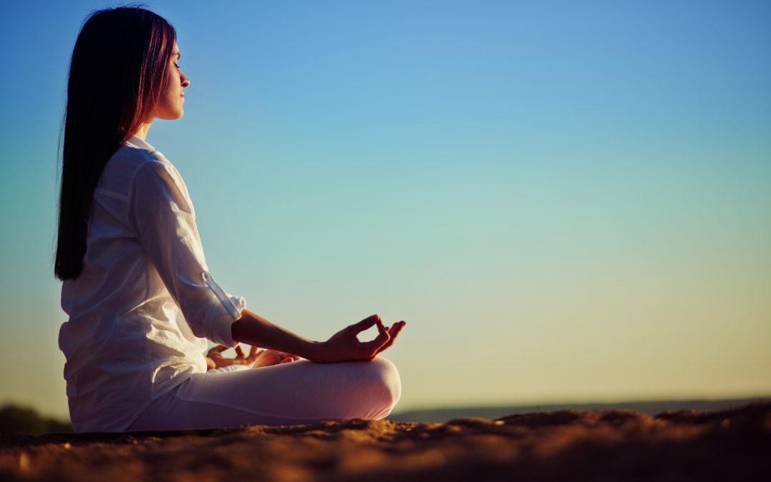 Mesečna meditacija osvobajanja energijskih blokad
